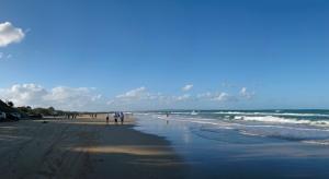 Rainbow Beach....ahhh! (credit: Paul Thomas)