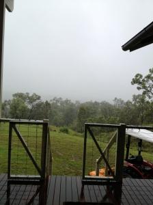 Forecast? Rain