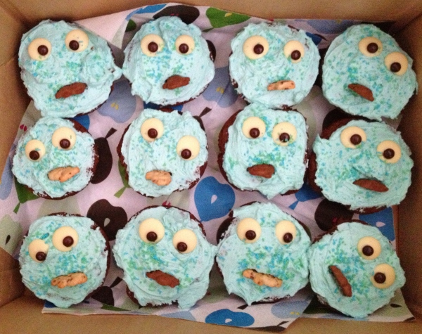 cupacake monsters