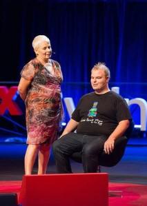 Tim & Judy TEDX Sydney